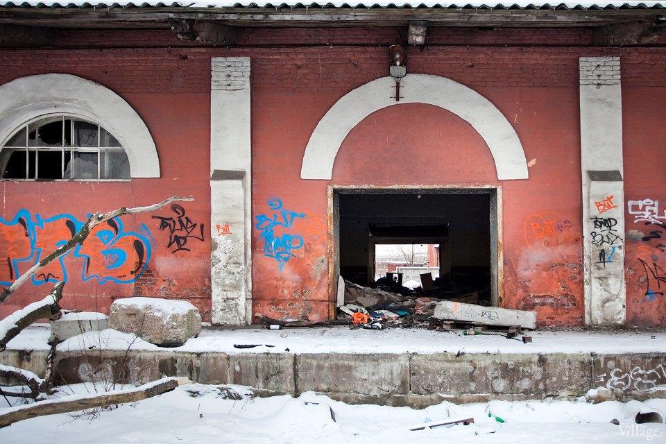 Станция прибывания: Как активисты защищают здания Варшавского вокзала. Изображение № 4.