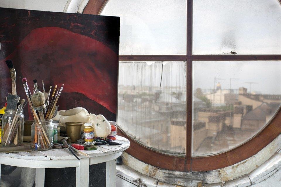 Мастерская в башне наПяти углах. Изображение № 7.