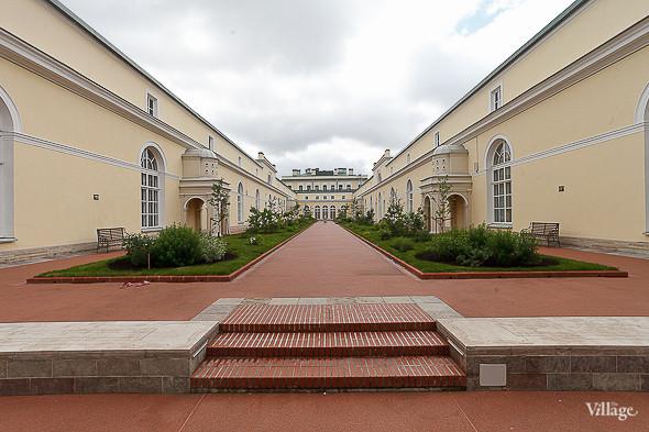 Фоторепортаж: Висячий сад Эрмитажа после реставрации. Изображение № 27.