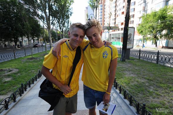 По домам: Шведы прощаются с Киевом. Зображення № 2.