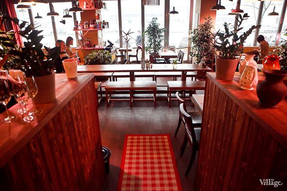 Новое место (Петербург): Ресторан «Марчелли's». Изображение № 39.