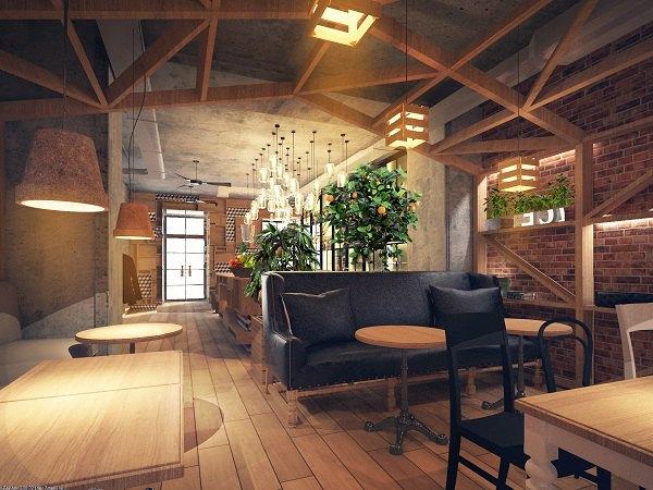 На Адмиралтейском откроется первый ресторан сети «Оливье». Изображение № 2.