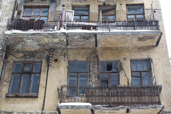 Минус один: В Киеве сносят очередной памятник истории и архитектуры. Изображение № 2.