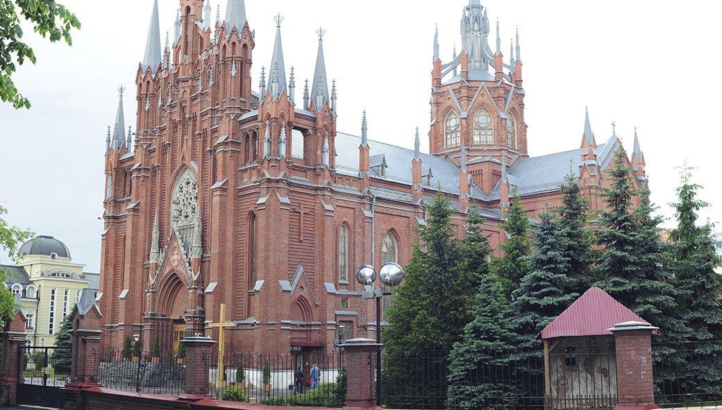 Кафедральный собор НЗПДМ. Изображение № 34.
