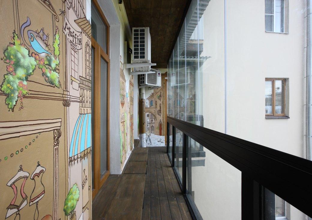 Просторная квартира на Цветном бульваре сбалийскими мотивами. Изображение № 12.