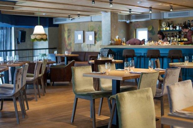 Второе кафе «Вай Мэ!», Kotleta в зоопарке, ресторан O`Jules и киоск Dippin' Dots. Изображение № 3.