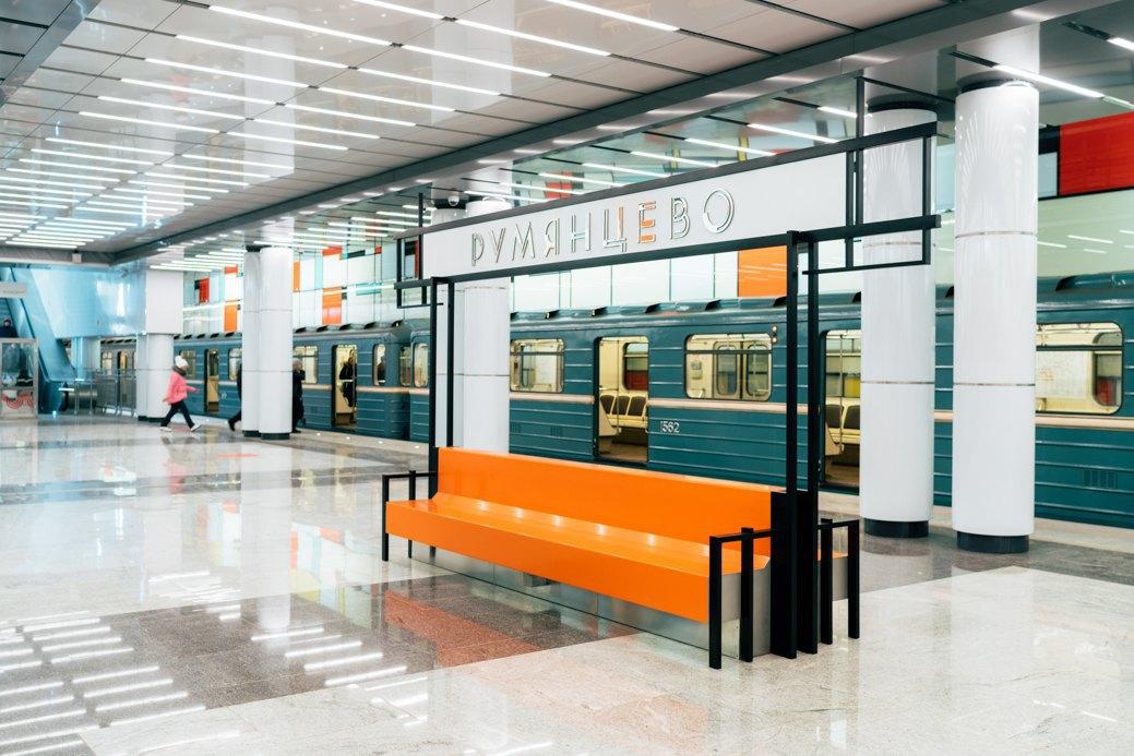 Как устроена новая станция метро «Румянцево». Изображение № 9.