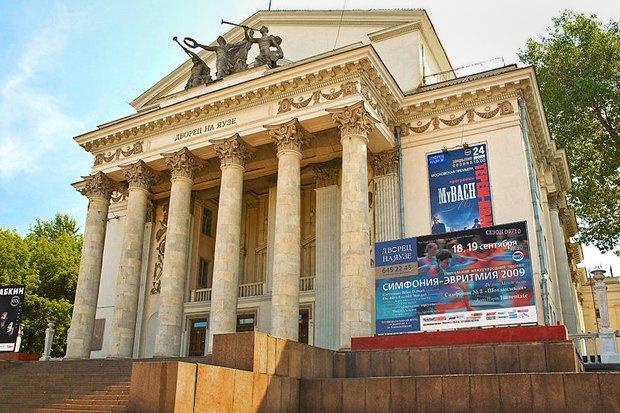 Театр «Современник» переедет. Изображение № 1.