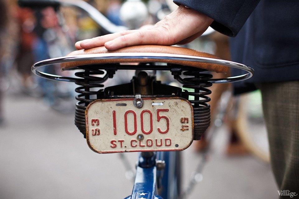С твидом на город: Участники велопробега Tweed Ride о ретро-вещах. Изображение № 27.