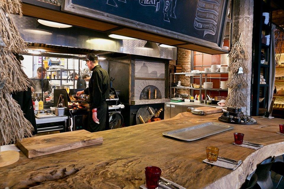 Ресторан Lesartists. Изображение № 2.