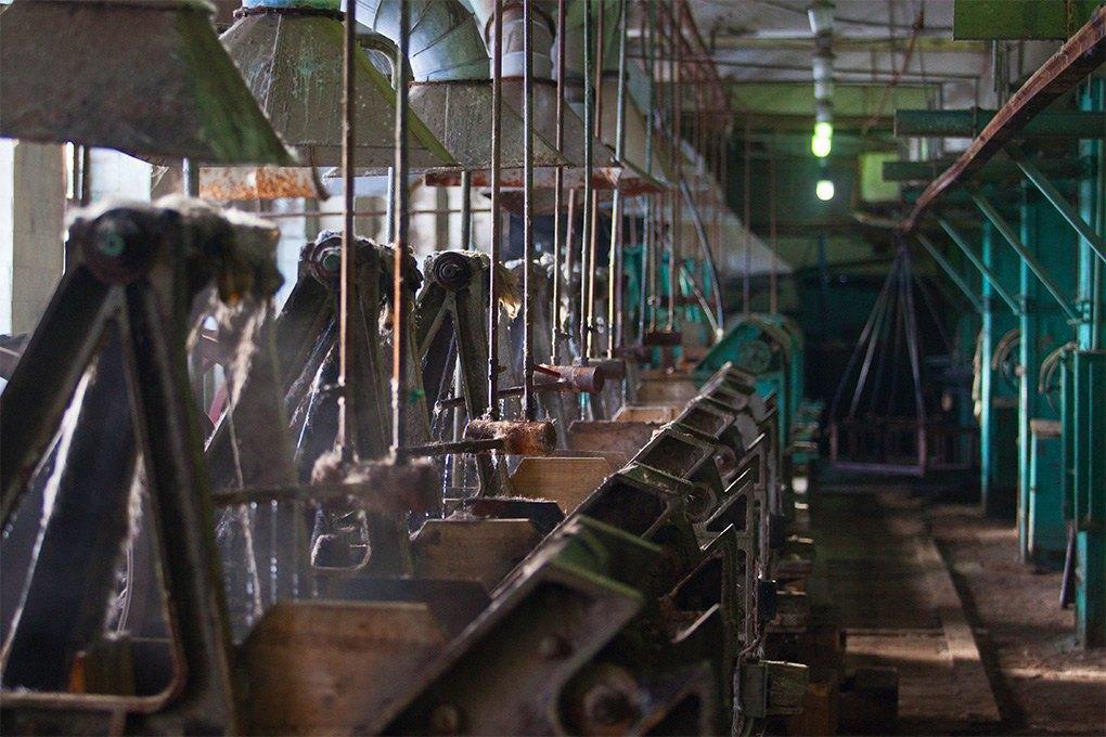 Производственный процесс: Как делают валенки. Изображение № 13.