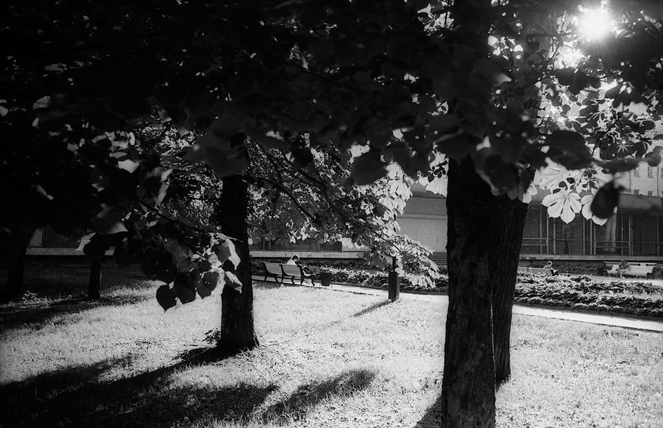 Камера наблюдения: Москва глазами Натальи Колесниковой. Изображение №13.