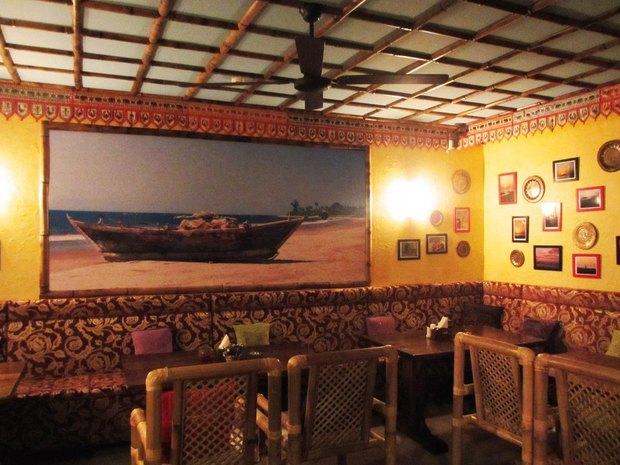 На канале Грибоедова открылся индийский ресторан Go Goa . Изображение № 3.