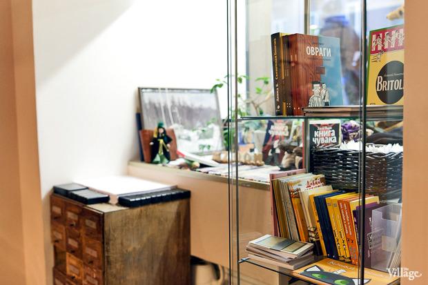Раскадровка: 6 магазинов илавок с комиксами вПетербурге. Изображение № 82.