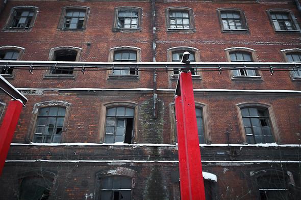 Группа «Фабрика»: Гид по арт–пространствам Обводного канала. Изображение № 117.