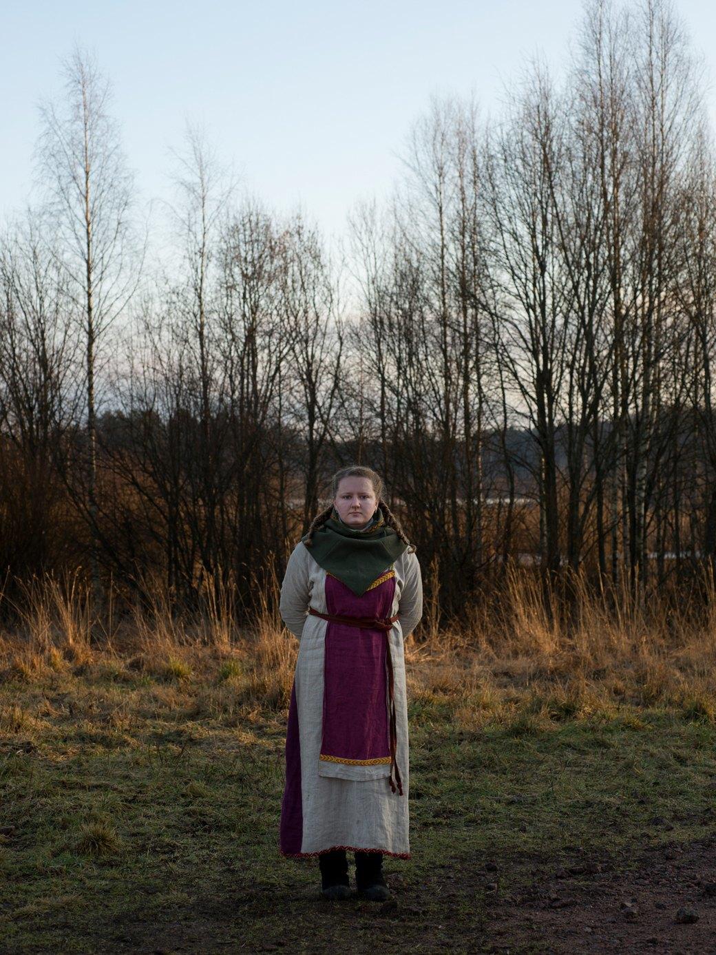 «Такая военная демократия»: Как живут искем сражаются викинги под Выборгом. Изображение № 14.