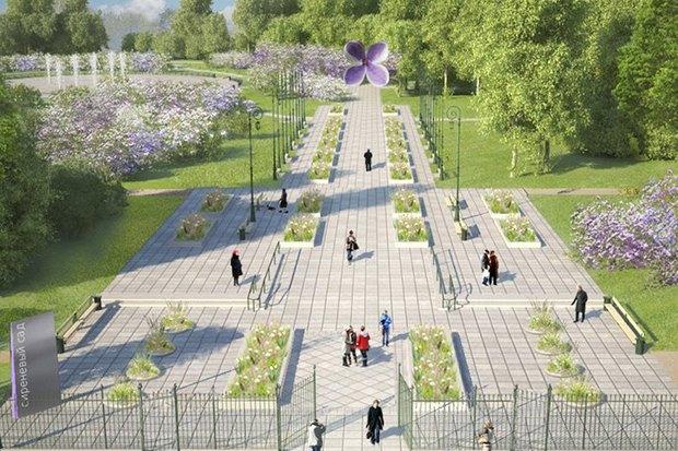 LDA Design представили проекты благоустройства парка «Садовники» и Сиреневого сада. Изображение № 5.