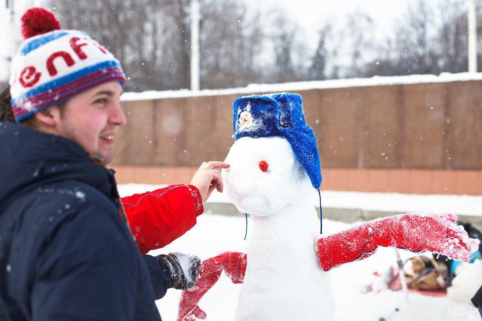 Люди в городе: «Арт-битва снеговиков». Изображение № 6.