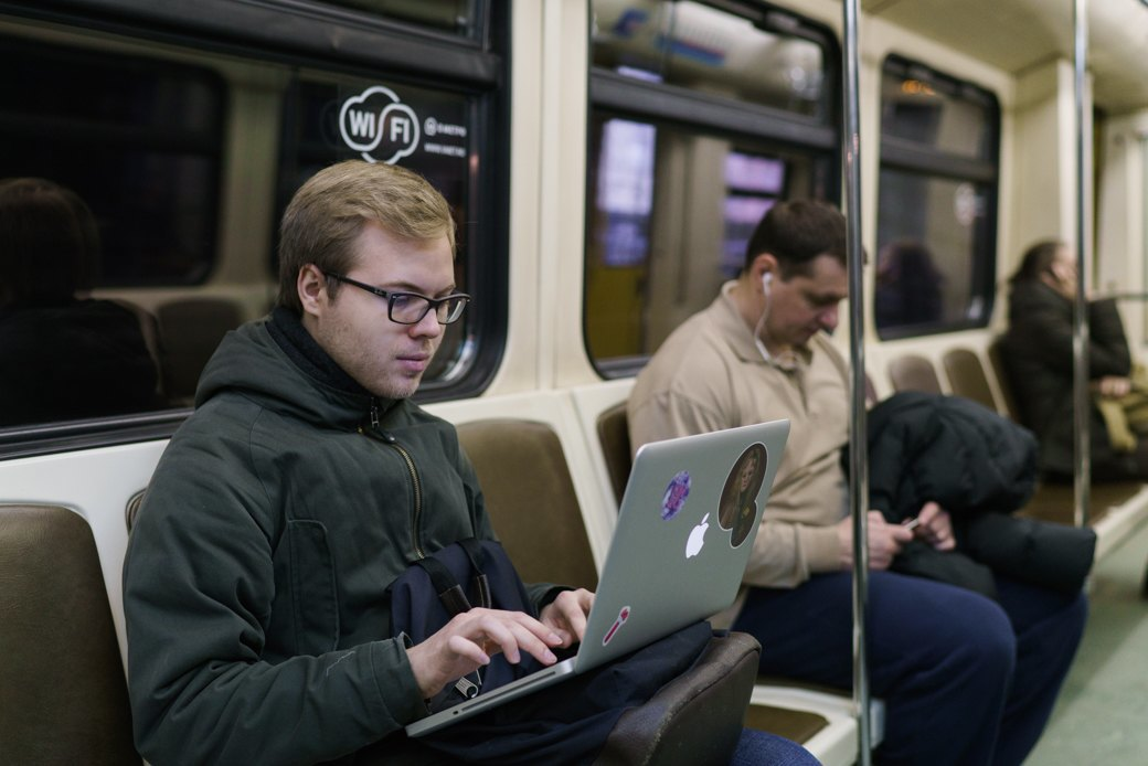 Как я провёл целый день в метро. Изображение № 4.