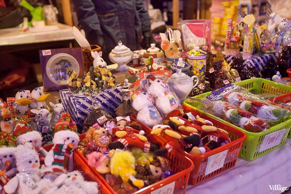 Люди в городе: Продавцы рождественской ярмарки на Островского. Изображение № 15.