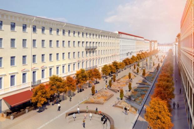 Перестройка: 5 проектов квартала вокруг Конюшенной площади. Изображение № 10.