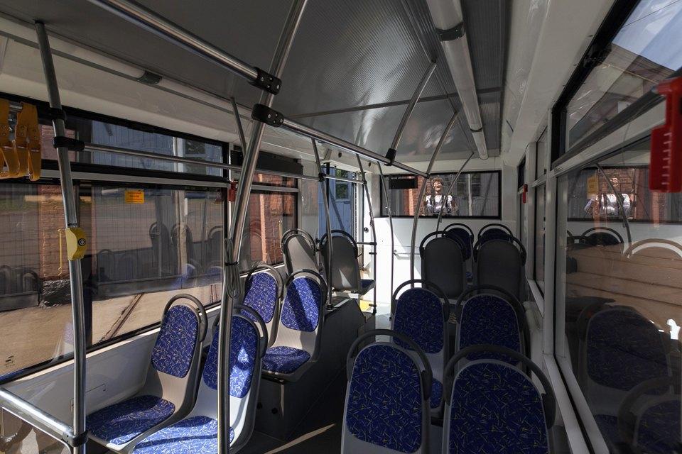 Троллейбусы будущего савтономным ходом. Изображение № 10.