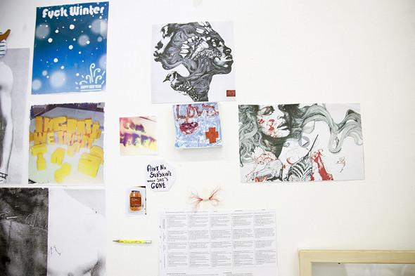 Изображение 23. Новое Место: Британская высшая школа дизайна.. Изображение № 22.