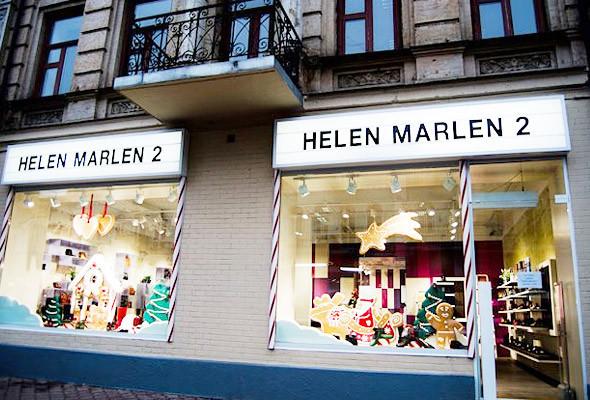 В Киеве открылся главный магазин сети Helen Marlen 2. Зображення № 8.