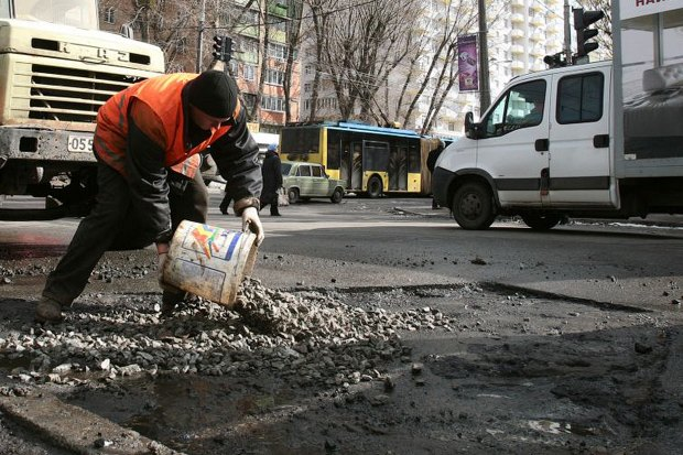 В Киеве запустили онлайн-сервис по контролю за ремонтом дорог. Зображення № 12.