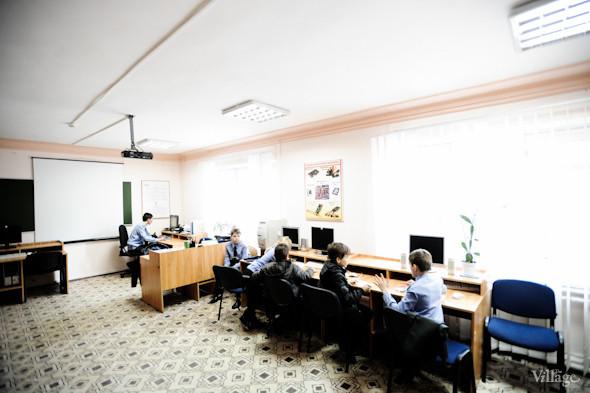 Компьютерный класс.. Изображение № 20.