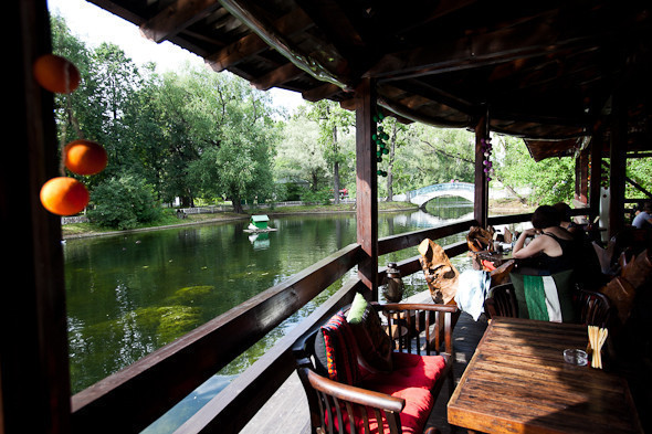 Изображение 1. Кафе «Лебединое озеро» откроется 30 апреля.. Изображение № 4.