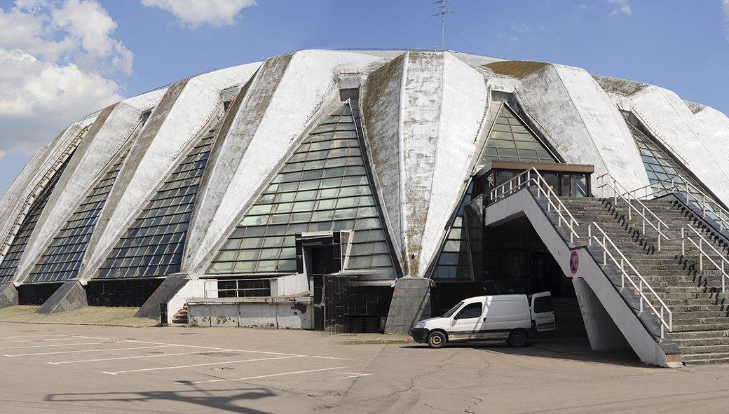 Универсальный спортивный зал «Дружба». Изображение № 106.