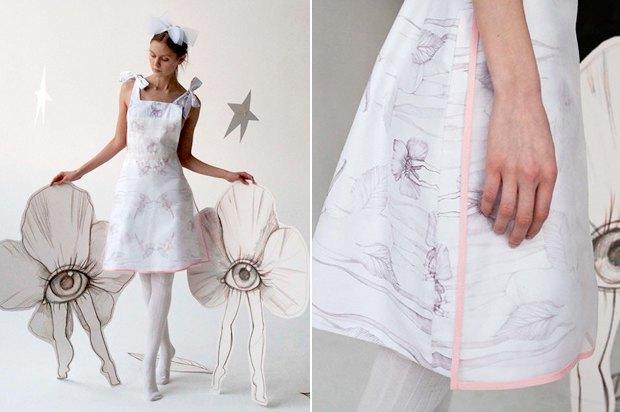 Где купить платье с цветочным принтом: 6 вариантов от 3 600 до9000 рублей. Изображение № 2.