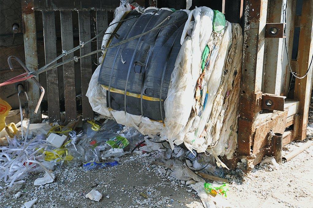 «ЮФО-Переработка»: Какволгоградский юристсталделать стройматериалы изотходов. Изображение № 2.