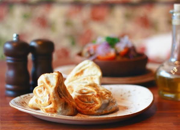 На «Менделеевской» открылся ресторан грузинской кухниLa Mia Georgia. Изображение № 2.
