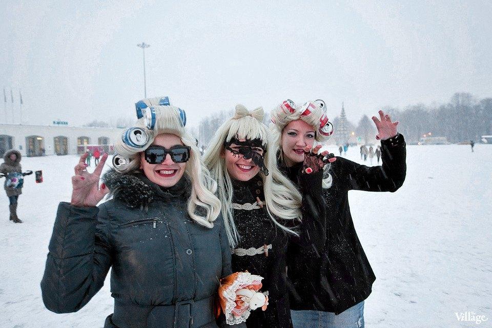 Люди в городе: Посетители концерта Lady Gaga в Москве и Петербурге. Изображение № 21.