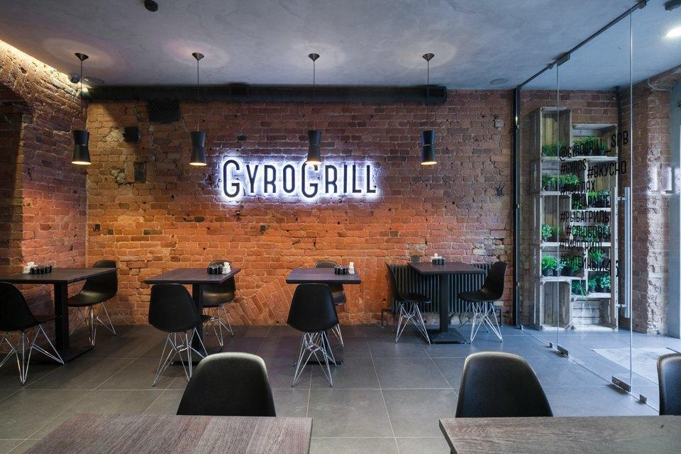 Кафе GyroGrill на Литейном. Изображение № 10.