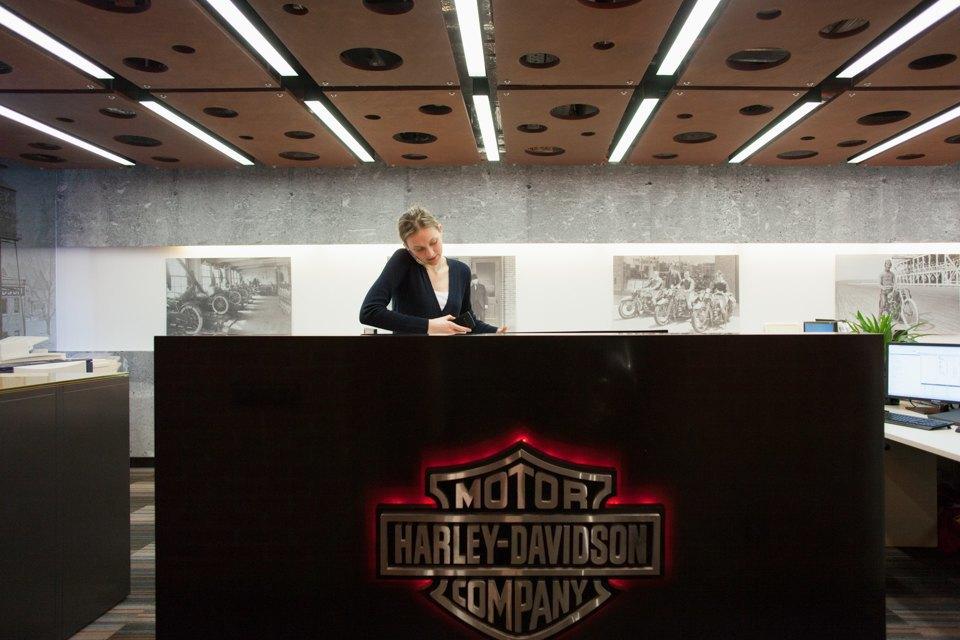 Как работают в Harley-Davidson. Изображение № 8.