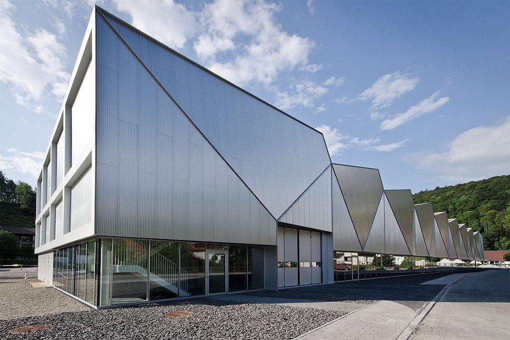 Заводы стоят: 12суперсовременных промышленных зданий. Изображение № 11.