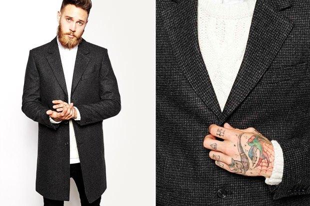 Где купить мужское пальто: 9вариантов от 4до 55тысяч рублей. Изображение № 7.