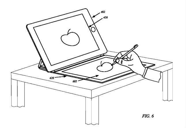 Новый патент Apple, борьба Google с кредитами и тестирование Hyperloop. Изображение № 2.