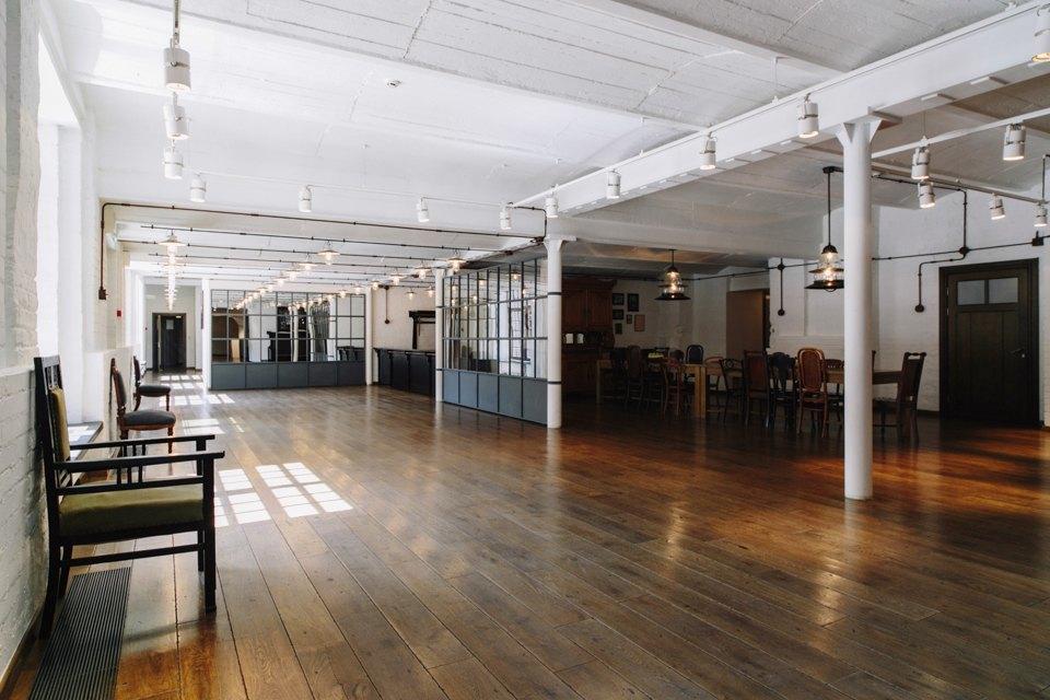 «Студия театрального искусства» вздании бывшей фабрики. Изображение № 3.
