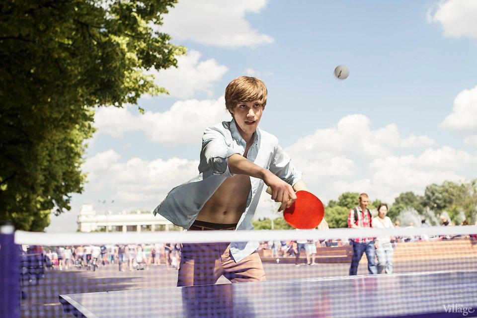 Люди в городе: Играющие в парках. Изображение № 7.