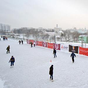 Планы на зиму: 10 катков вцентре Москвы. Изображение №10.