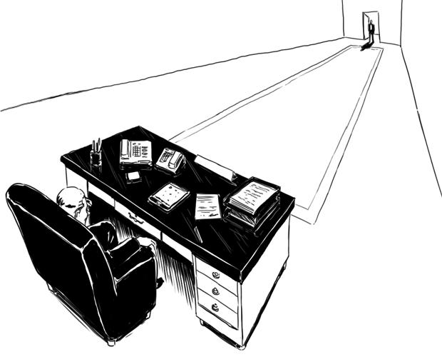 Как всё устроено: Работа чиновника. Изображение №1.