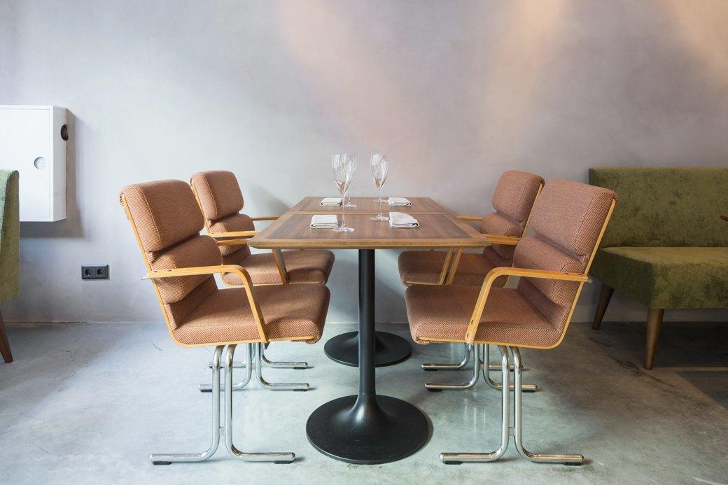 Ресторан Una вДЛТ. Изображение № 5.