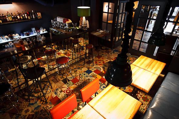 Ресторан-бар Global Point в Санкт-Петербурге —«22:13». Изображение №26.