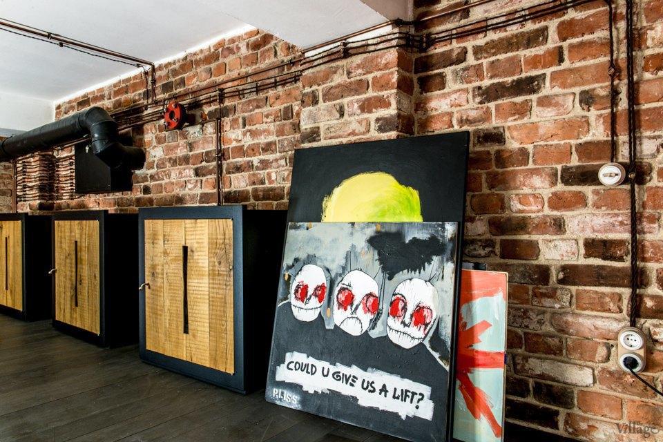 Интерьер недели (Москва): Жилой лофт на «Даниловской мануфактуре». Изображение № 18.