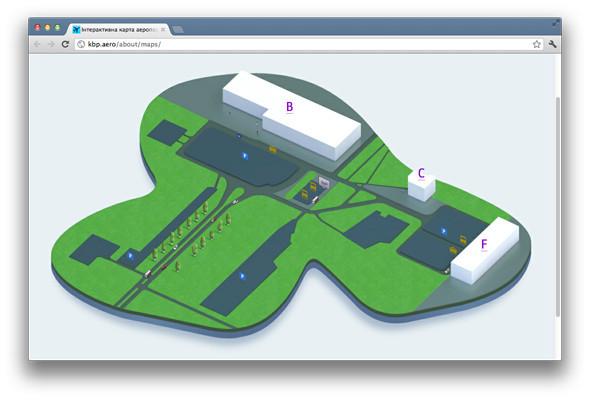 Студия Лебедева создала сайт для аэропорта Борисполь. Зображення № 4.