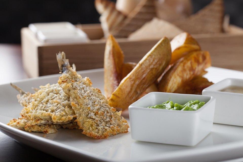 Ресторан американской кухни Tribeca. Изображение № 25.